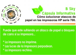 atasco de papel